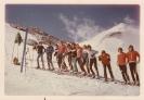 First Ski Camp - Tignes, France - July 1971