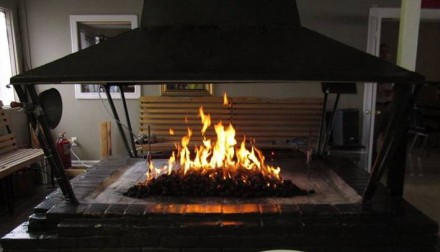 Smokey's Indoor Charcoal Grill - Open Every Friday Night